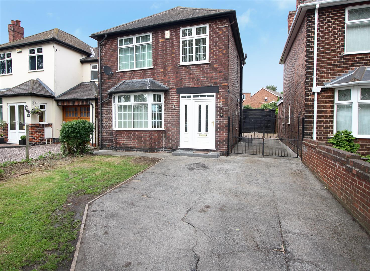 4 Bedrooms Property for sale in Ilkeston Road Trowell, Nottingham